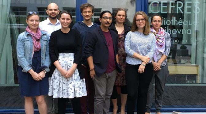 Aides doctorales de la Plateforme CEFRES 2020