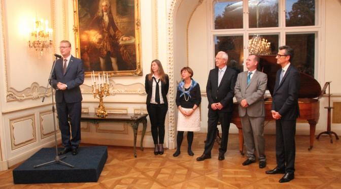 CEFRES Platform Inauguration on 7-8 October 2015