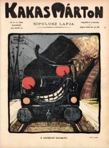 """Locomotive en grève"""