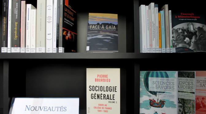 Acquisitions de la bibliothèque – Avril 2016