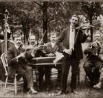 A gypsy band from Sannicolau Mare. Source: romaniainterbelica.memoria.ro