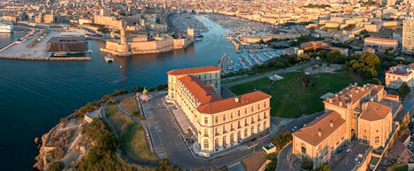 CFA 2017-2018: IMéRA, Institut d'Études Avancées, Univerzita Aix Marseille