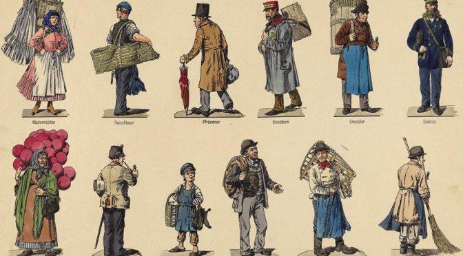 Města a městská kultura v Rakousku-Uhersku konce 19. století