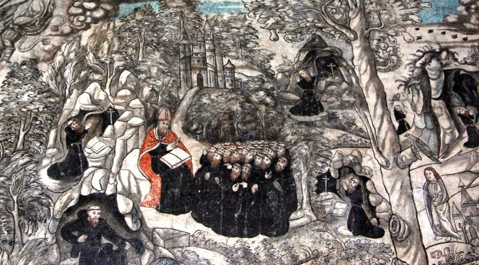 CfP: (Trans)missions: Monasteries as Sites of Cultural Transfers