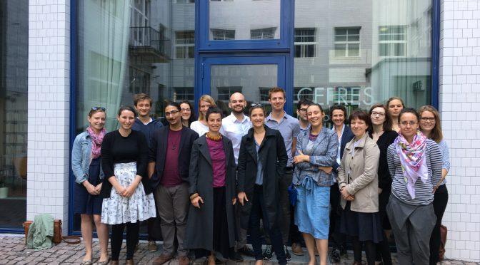 CEFRES 2018 Platform PhD Fellowships