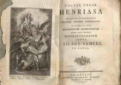 Voltaire mezi Rýnem a Dunají (18. – 19. století)