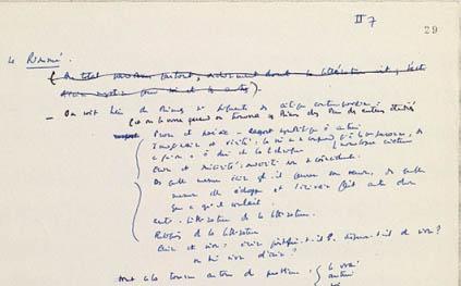 Maurice Merleau-Ponty : phénoménologie et littérature